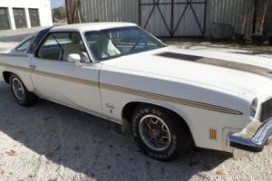 1974 Oldsmobile Cutlass HURST