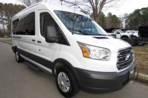 2016 Ford Transit Wagon XLT 15 Passenger Wagon Cruise 3.7L V6