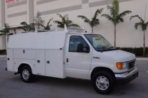 2006 Ford E-Series Van KUV Service Utility Body