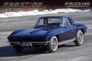 1963 Chevrolet Corvette Convertible Photo