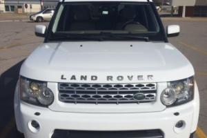 2011 Land Rover LR4 HSE Photo