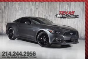 2015 Ford Mustang GT Premium With Performance Package & Nav