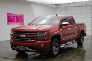 2016 Chevrolet Silverado 1500 4WD Crew Cab 143.5 LTZ w/1LZ Photo
