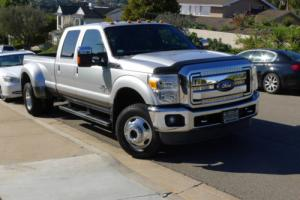 2011 Ford F-350 LARIET DULLEY