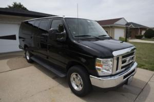 2012 Ford E-Series Van XLT Extended Van