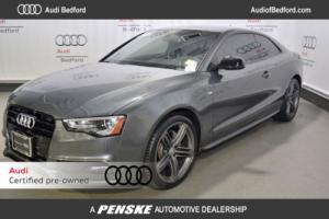 2013 Audi A5 2dr Coupe Automatic quattro 2.0T Premium Plus
