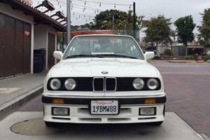 1988 BMW 3-Series Photo