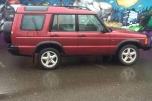 2000 Land Rover Discovery Photo