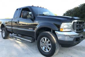 2004 Ford F-350 LARIAT 4X4 SUPERCAB POWERSTROKE TURBO DIESEL