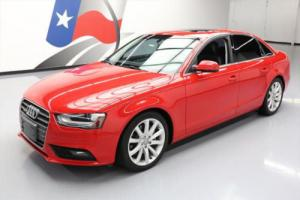 2013 Audi A4 QUATTRO PREM PLUS AWD SUNROOF NAV