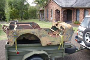 WWII Jeep GPW MB