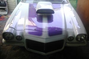 Chevrolet: Camaro RS