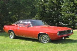 1970 Plymouth Barracuda Base | eBay Photo