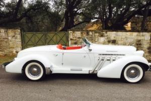 1936 Replica/Kit Makes AUBURN