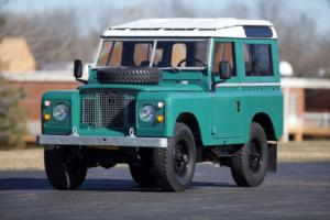 1963 Land Rover Series IIa Safari Wagon