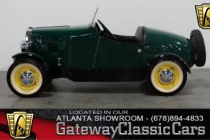 1937 Austin American Boattail Speedster --