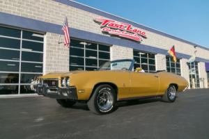 1972 Buick Skylark Factory A/C