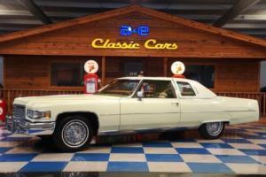 1976 Cadillac DeVille --
