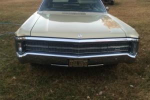 1969 Chrysler Imperial LeBaron