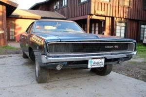 1968 Dodge Charger Magnum Photo