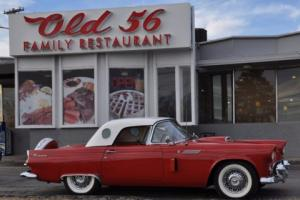 1956 Ford Thunderbird Convertible Continental Package