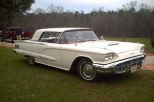 1960 Ford Thunderbird 2 Door