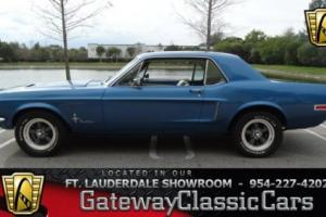 1968 Ford Mustang --
