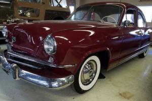 1951 Kaiser Frazer 511