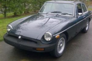 1974 MG MGB B-GT Photo