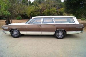 1967 Mercury Grand Marquis Colony Park Photo