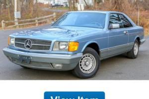 1985 Mercedes-Benz S-Class Photo