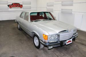 1973 Mercedes-Benz 450SE Runs Drives Body Int Excel 4.5l V8 3spd auto Photo
