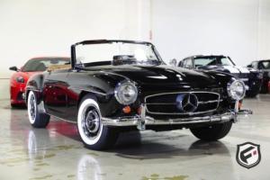 1957 Mercedes-Benz 190-Series -- Photo