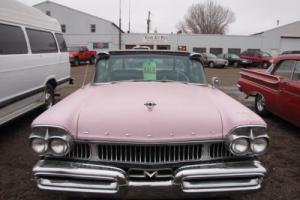 1957 Mercury Monterey Turn Pike Cruiser