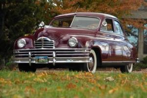 1949 Packard 4dr STANDARD 8 Sedan