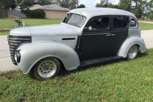 1939 Plymouth 4 doorsedan