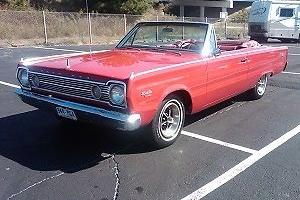 1966 Plymouth Satellite -- Photo