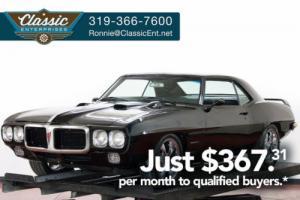 1969 Pontiac Firebird 400 V8 Resto Mod