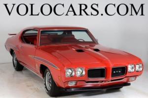 1970 Pontiac GTO Judge --