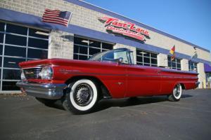 1960 Pontiac Bonneville Factory 4 Speed