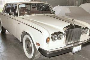 1980 Rolls-Royce Silver Wraith II Photo