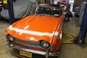 1968 Triumph TR-250