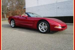 2000 Chevrolet Corvette Convertible Just 18k Miles