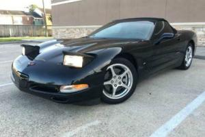 2004 Chevrolet Corvette Base 2dr Convertible
