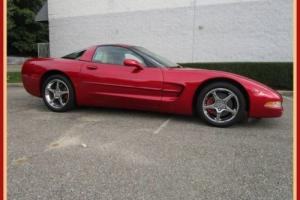 2000 Chevrolet Corvette 6 Speed Low MIles