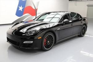 2013 Porsche Panamera GTS AWD CARBON PKG NAV 20'S