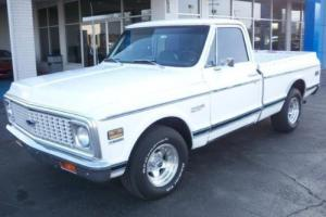 1972 Chevrolet Other Pickups --