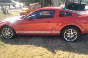 2007 Ford Mustang Shelbt GT500
