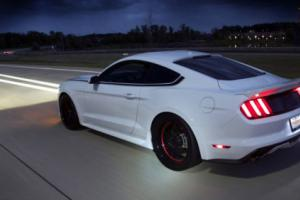 2015 Ford Mustang Outlaw