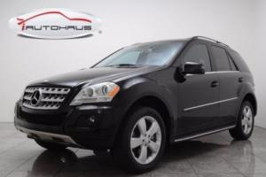 2011 Mercedes-Benz M-Class ML350 Premium One Navigation